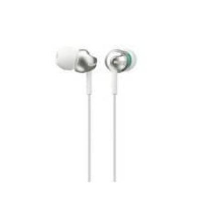 AURICULARES BOTON SONY MDREX110LPW BLANCO