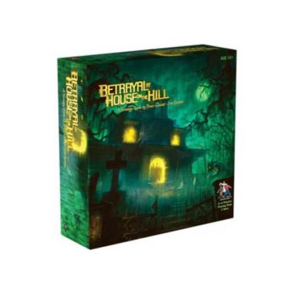 BETRAYAL AT HOUSE ON THE HILL 2ND EDITION *INGLES*