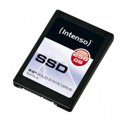 HD 2.5  SSD 256GB SATA3 INTENSO TOP PERFORMANCE