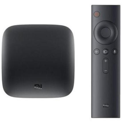 ANDROID TV XIAOMI MI TV BOX  2GB DDR3/ 8GB/ RESOLUCION 4K/ W