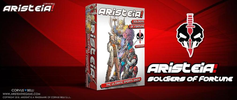 ARISTEIA! - SOLDIERS OF FORTUNE EXPANSION