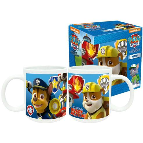 Taza Patrulla Canina Paw Patrol Ready for Action ceramica